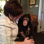 Bentley and Carla good boy 150x150 Monkeying Around Las Vegas Heals Heart