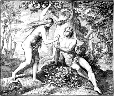 Adam Teaches Eve How To Mend A Broken Heart