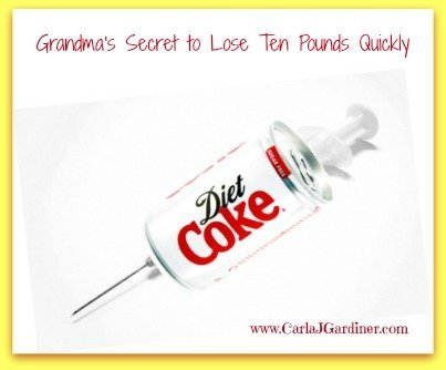 Grandma's Secret to Lose Ten Pounds Quickly