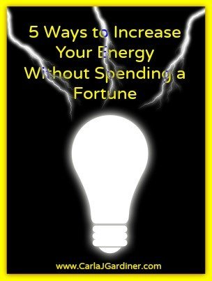 5 Ways to Increase Your Energy Without Spending a Fortune