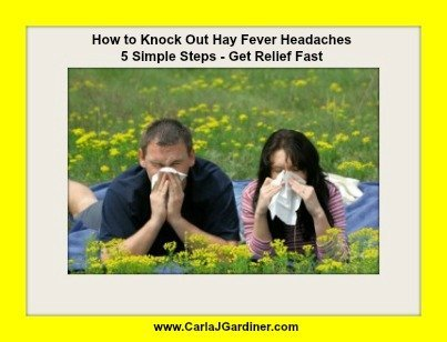 How to Knock Out Hay Fever Headaches – 5 Simple Steps to Relief Fast