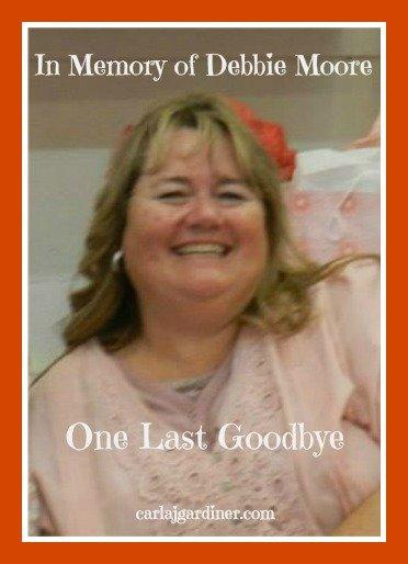 In Memory of Debbie Moore