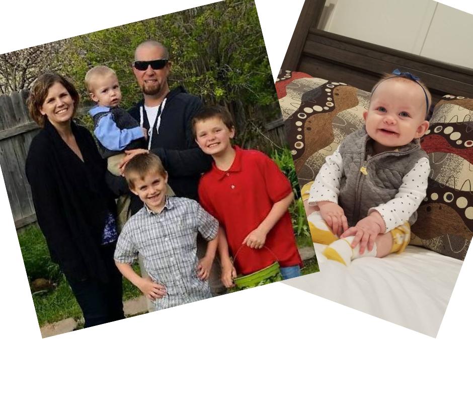 Dan and family