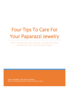 Four Tips to Care for Your Paparazzi Jewelry Cover Page