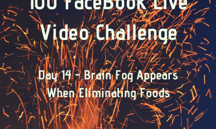 Brain Fog Appears When Eliminating Foods