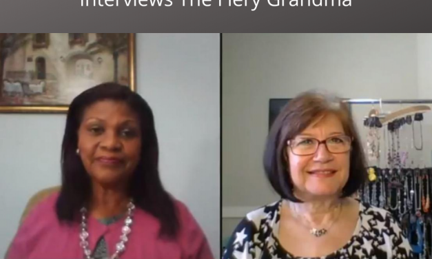 Business Relationship Strategist and Coach Interviews The Fiery Grandma