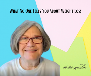 What No One Tells You About Weight Loss